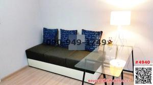 For RentCondoLadprao101, The Mall Bang Kapi : For rent, Plum Condo Ladprao 101, ready to move in.
