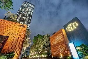 For SaleCondoSilom, Saladaeng, Bangrak : ADASH-016 Duplex 3 Bedrooms The Lofts Silom Condominium for Sale