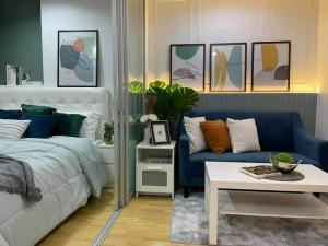 For SaleCondoBangna, Lasalle, Bearing : Condo for sale, Lumpini, Mega City Bangna (near Mega Bangna), free 5 electrical appliances
