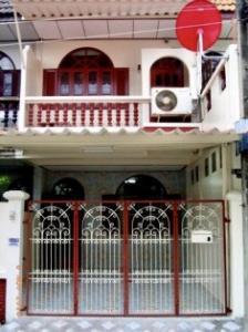 For RentTownhouseLadprao101, The Mall Bang Kapi : for rent townhouse bangkapi Village Sena Villa 84 ready to move in