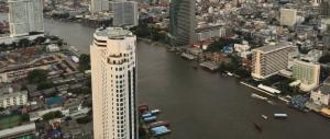 ขายคอนโดวงเวียนใหญ่ เจริญนคร : The River 2bed 110sqm high Fl 28,500,000 sell with tenant Am: 0656199198