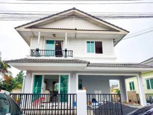 For RentHouseRangsit, Patumtani : House for rent, Baan Phrueklada 1, Rangsit - Khlong 4, Lat Sawai, Lam Luk Ka, Pathum Thani