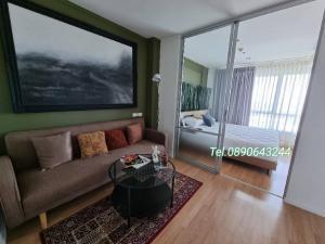 For RentCondoPattaya, Bangsaen, Chonburi : For rent 7,500 ฿, size 26 sqm., fully furnished, Lumpini Ville Naklua-Wong Amat