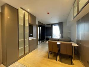 เช่าคอนโดพระราม 9 เพชรบุรีตัดใหม่ : ให้เช่าคอนโด Ashton Asoke Rama 9 ขนาด 40 Sq.m 1 bed 1 bath ราคาเพียง 26k เท่านั้น !!