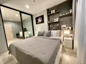 For RentCondoWitthayu,Ploenchit  ,Langsuan : Condo for rent Life One Wireless BA21_07_123_05 beautiful room, complete electrical appliances. Ready to move in 21,999 baht