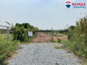 ขายที่ดินมหาชัย สมุทรสาคร : ขายที่ดิน สีชมพู พระราม2  ในซอยสถานีอนามัยบางน้ำจืด