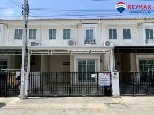 For SaleTownhouseMahachai Samut Sakhon : Townhome for sale Pruksa Ville Phutthasakorn, new, ready to move in.