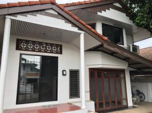 For RentHouseVipawadee, Don Mueang, Lak Si : House for Rent at Pongphet Villa Village near Vibhavadi Rangsit Road