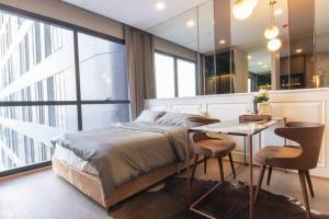 For SaleCondoSiam Paragon ,Chulalongkorn,Samyan : Urgent sale!!️‼️Ashton chula silom studio, high floor, very beautiful room