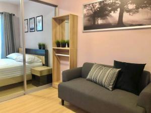 For RentCondoChengwatana, Muangthong : For rent, Plum Condo Chaengwattana, beautiful room, pool view room
