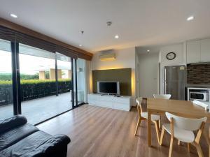 For SaleCondoLadprao, Central Ladprao : Super wide balcony 🥰 The Issara Ladprao / 2 Bedrooms (FOR SALE&RENT), The Issara Ladprao / 2 Bedrooms (Sale / Rent) Nub283