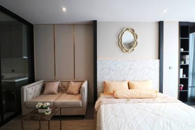 For RentCondoSukhumvit, Asoke, Thonglor : For rent 1 bedroom Rhythm Ekkamai only 16,000 baht per month.