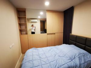 For RentCondoVipawadee, Don Mueang, Lak Si : Room available for rent. Condo JW Condo@Donmueng with furniture + electrical appliances. There has never been anyone renting it near Don Mueang Airport and the Red Line. Don Mueang Station