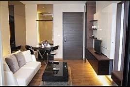For RentCondoRatchadapisek, Huaikwang, Suttisan : 🌟Ivy Ampio for rent 1 bedroom 1 bathroom 32 sq.m. fl.21 price 20,000THB/month Fully furnished, Ready move in near MRT Thailand Cultural Center🌟