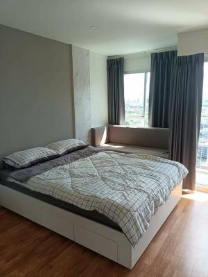For RentCondoPattanakan, Srinakarin : Condo for rent, Lumpini Ville Phatthanakan Srinakarin, new room, beautiful, cheap price 🎉🎉🎉