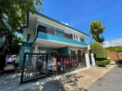 For SaleHouseVipawadee, Don Mueang, Lak Si : luxury detached house Next to Vibhavadi Road ✨ Grand Bangkok Boulevard Viphavadee / Single House Grand Bangkok Boulevard Viphavadi (T498)