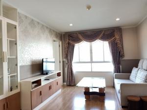เช่าคอนโดพัฒนาการ ศรีนครินทร์ : For rent Lpn ville Phatthanakan-New Petchburi 46 sqm.