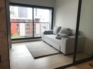 For RentCondoOnnut, Udomsuk : A.N - Condo for rent Life Sukhumvit 48, area 40 sq.m., 1 bedroom, 1 bathroom, near BTS Phra Khanong 600 meters, only 3 stations to Emquartier.