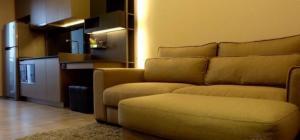 For RentCondoOnnut, Udomsuk : A.N – For rent Condo The Room Sukhumvit 69, area 35 sq m. 1 bedroom, 1 bathroom, near BTS Phra Khanong only 100 meters.