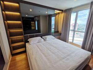For RentCondoKasetsart, Ratchayothin : ✅ For rent, The Selected Kaset - Ngamwongwan, size 25 sq.m., fully furnished and electrical appliances ✅