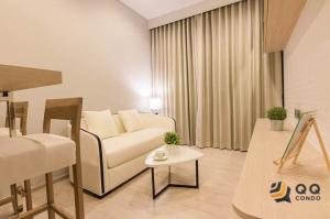 For RentCondoSukhumvit, Asoke, Thonglor : For rent  M Thonglor 10  1Bed , size 35 sq.m., Beautiful room, fully furnished.