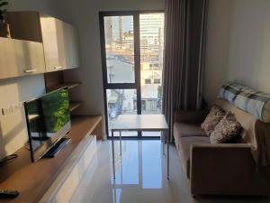 For RentCondoSukhumvit, Asoke, Thonglor : Le Cote Sukhumvit 14 for rent. 1 bed 2 bath 44 sqm.