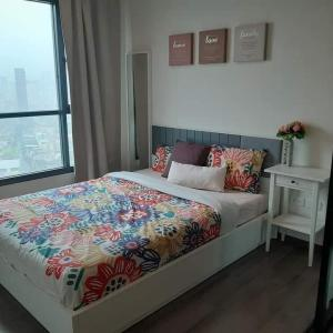For RentCondoOnnut, Udomsuk : The Base Park West, fully furnished and electrical appliances