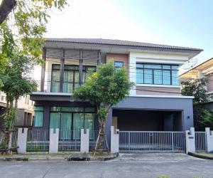 For SaleHouseSamrong, Samut Prakan : Single House for Sale Atoll Java Bay