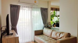 For SaleCondoRathburana, Suksawat : W0010 For sale, Lumpini Ville Ratburana - Riverview 2, Size 39.24 sq.m. Building D, 4th floor, Overlooking the Chao Phraya River.