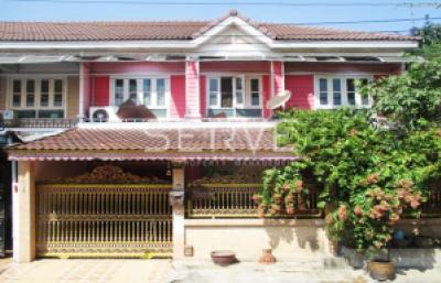 For SaleTownhouseRama 2, Bang Khun Thian : Sinthawi Tha Kham 1 for SALE - Townhome for Sale in Tha Kham - Rama 2