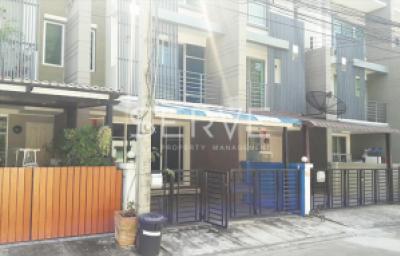 For SaleTownhouseRathburana, Suksawat : Townplus Prachauthit for SALE - Townhome 3 Storey in Phachauthit for Sale