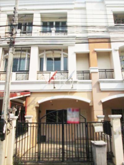 For SaleTownhouseBang kae, Phetkasem : Prinyaluck Phetkasem 69 Townhome for SALE - Town House for Sale in Phetkasem