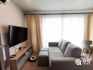 เช่าคอนโดบางนา แบริ่ง : 💐🌼ให้เช่า Ideo O2 - 2 ห้องนอน ขนาด 53 ตร.ม. เฟอร์ครบ อยู่ใกล้ BTS บางนา 💐🌼