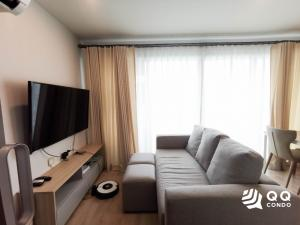 For RentCondoBangna, Lasalle, Bearing : 💐🌼For Rent Ideo O2 - 2Bed, size 53 sq.m., Beautiful room, fully furnished.💐🌼