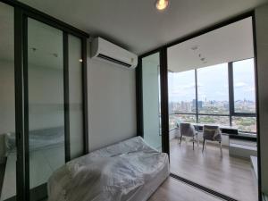 For RentCondoBang Sue, Wong Sawang : Condo for rent, Niche Pride Taopoon-Interchange, next to MRT Pracharat.