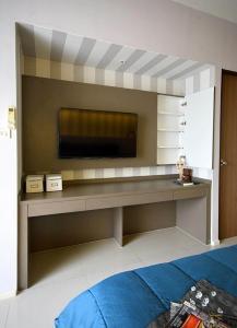 For SaleCondoPattanakan, Srinakarin : SC790 for sale or rent Ready to move in, St. Charm Condominium, Srinakarin 45