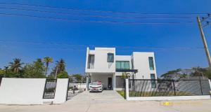 For SaleHouseChiang Mai : CSS100568 Modern two-storey house for sale . 3 bedrooms and 3 bathrooms, 80 sq.wa.