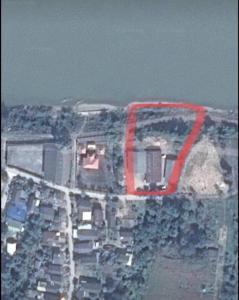 ขายที่ดินเชียงราย : ขายที่ดินติดน้ำโขง 2.3ไร่ ทำท่าเรือโกดัง หรือรีสอร์ท ที่มีโฉนด เชียงแสน เชียงรLand for sale next to the Mekong River, 2.3 rai, Chiangsaen Chiangraiาย