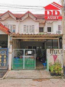 For SaleTownhouseEakachai, Bang Bon : 2 storey townhouse for sale, Sinthavee Ngam Charoen, Tha Kham Soi 7, Anamai Ngam Charoen 27, near Central Rama 2.