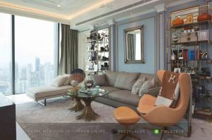 For SaleCondoSukhumvit, Asoke, Thonglor : Marque Sukhmvit 39 - Fully Furnished 3 Bedrooms / 185 Sqm / High Floor / Large Balcony With Jacuzzi