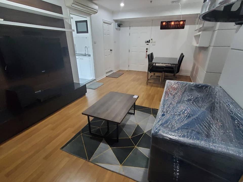 For SaleCondoThaphra, Wutthakat : 2 bedroom for rent Lumpini Place Ratchada – Thapra bts talad phlu