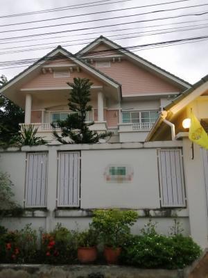 For SaleHouseRamkhamhaeng,Min Buri, Romklao : ขายบ้านเดี่ยว 2 ชั้น รามคำแหง 118