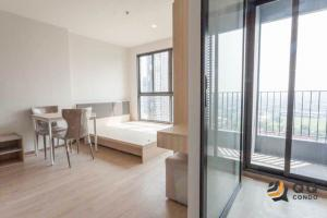 For SaleCondoBangna, Lasalle, Bearing : For Sale Ideo O2 - Studio, size 27 sq.m., Beautiful room, fully furnished.