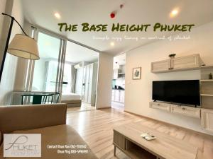 For RentCondoPhuket, Patong : The Base Heigh Condo By Sansiri (Best deal !!!)