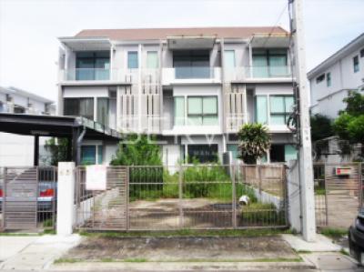 ขายทาวน์เฮ้าส์/ทาวน์โฮมราษฎร์บูรณะ สุขสวัสดิ์ : Baan Mai 2 Phutthabucha (บ้านใหม่ 2 พุทธบูชา 36) ขายบ้านทาวน์โฮมสภาพดี ราคาสุดคุ้ม ย่านพุทธบูชา พระราม 2