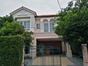 เช่าบ้านนครปฐม พุทธมณฑล ศาลายา : HP-6360037 ให้เช่าบ้านเดี่ยว 2 ชั้น หมู่บ้านอิมเมจเพลส พุทธมณทลสาย 4