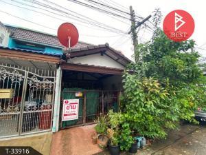 For SaleTownhouseVipawadee, Don Mueang, Lak Si : 2 storey townhouse for sale, Wang Thong Village, Don Mueang, Bangkok.