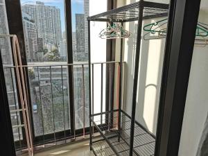 For RentCondoRatchadapisek, Huaikwang, Suttisan : For Rent IDEO Ratchada - Huaykwang 1 Bedroom