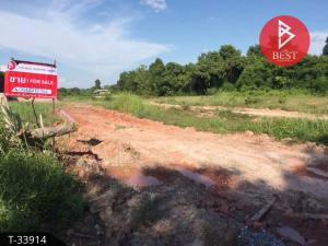 For SaleLandBueng Kan : Land for sale, area 55.4 square wa, Wisit Bueng Kan.