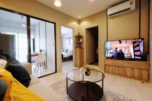 For RentCondoOnnut, Udomsuk : 🌟Life Sukhumvit 48 for rent 1 bedroom 1 bathroom 33.22 sq.m. fl.12 price 15,500THB/month Fully furnished, Ready move in near BTS Phrakhanong🌟
